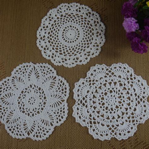 Handmade Doilies - get cheap doilies crochet patterns aliexpress