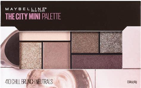 Lipstick Palette Maybelline maybelline s new 7 99 the city mini palette cosmetics