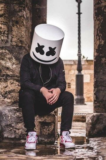 marshmello  dont    black