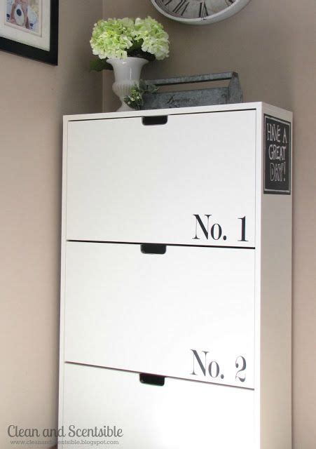 ikea stall shoe cabinet hack shoe racks stalls and entry organization on pinterest