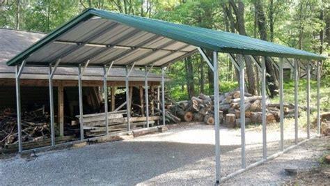 Building A Metal Carport Carport Kits