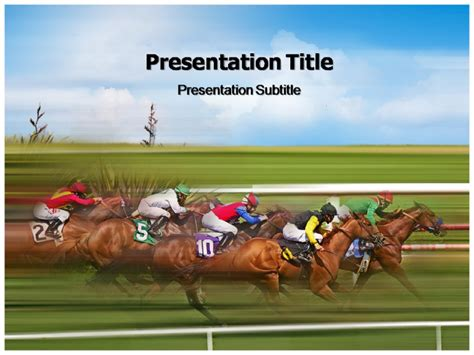 powerpoint templates free download racing horse racing cliparthorse racing wallpaper horse race