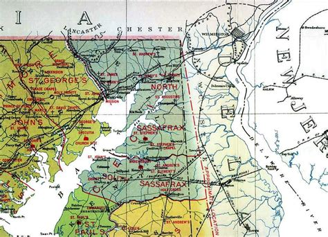map maryland eastern shore towns delmarva history places maryland maps and resources