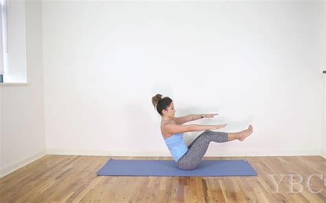 20 minute for strength yogabycandace
