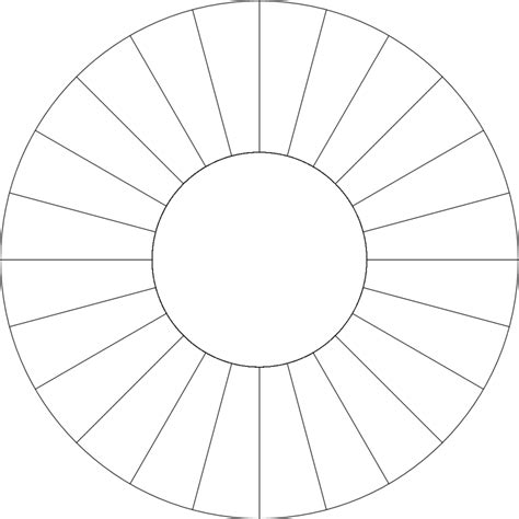 Wheel Of Template Blank new wof blank template by germanname on deviantart