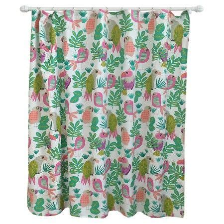 owl shower curtain target oltre 1000 idee su bird shower curtain su pinterest