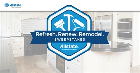 Remodel Sweepstakes - life homeowner car insurance quotes in caldwell id mark s freemyer allstate