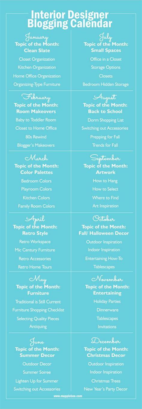 Interior Design Editorial Calendar | 17 best ideas about interior design studio on pinterest