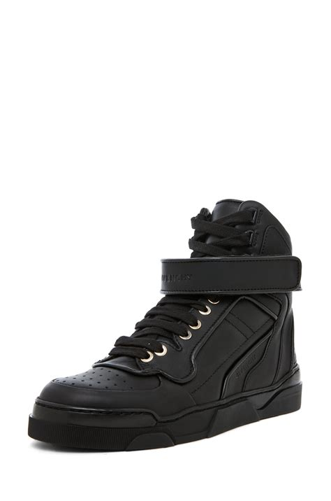 givenchy sneakers sale givenchy sneaker in black in black lyst