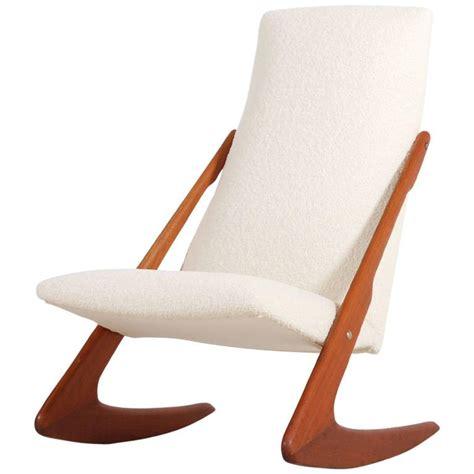 scandinavian rocking chair australia scandinavian rocking chair circa 1950 for sale at 1stdibs