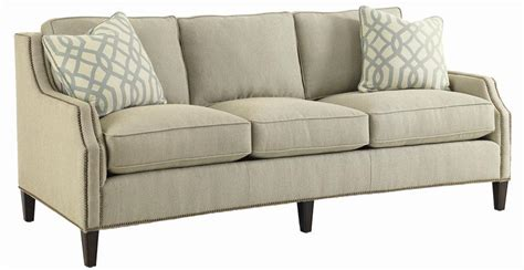 schulz upholstery lexington lexington upholstery signac loose back sofa