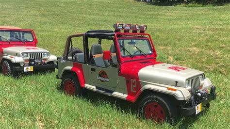 jurassic jeep 29 jurassic park jeeps