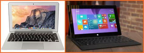 Macbook Air Lama adu spesifikasi microsoft surface pro 4 vs macbook air 13 inch 2015 article plimbi social