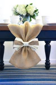 Home Decor With Burlap How To Rock Burlap In Home D 233 Cor 27 Ideas Digsdigs