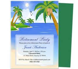 free printable retirement invitations theruntime