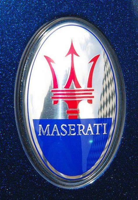 Maserati Badge by 2008 Maserati Granturismo Badge Ornaments