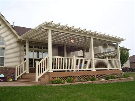 Residential Patio Awnings Deck Covers For Shade Type Doherty House Marvelous