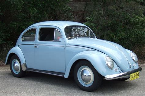 blue volkswagen beetle for sale sold volkswagen beetle quot oval window quot sedan auctions lot