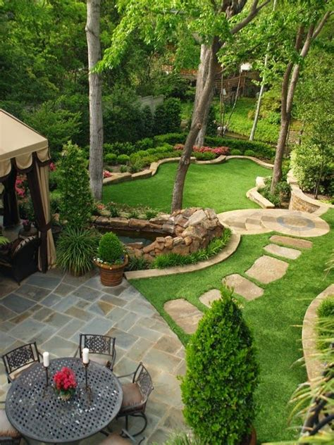 Big Backyard Landscaping Ideas Best 25 Large Backyard Landscaping Ideas On Pinterest Large Backyard Front Yards And Front