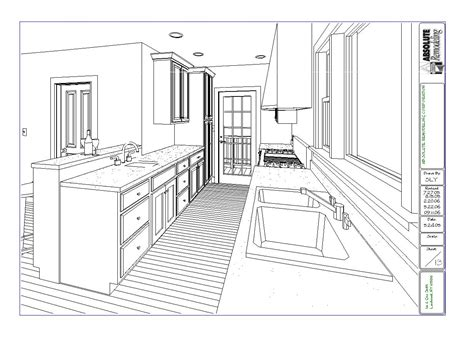 Kitchen Floor Plan Designer Kitchen Floor Plan Ideas Afreakatheart