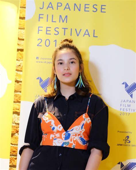 film kedua chelsea islan cantiknya chelsea islan pakai kimono di japanese film