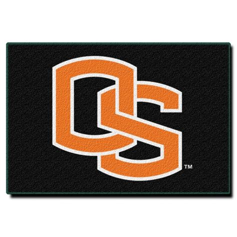 Search Oregon State Oregon State Beavers Ncaa College 20 Quot X 30 Quot Acrylic Tufted Rug
