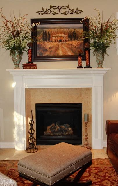 Tuscan Fireplace Mantels by 17 Best Ideas About Tuscan Living Rooms On