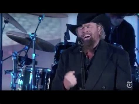 toby keith inauguration toby keith at the trump inauguration youtube