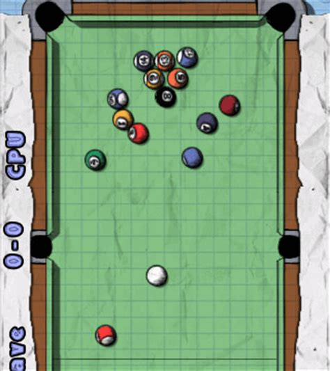 doodle pool psp gameplay doodle pool iphone app review appsafari