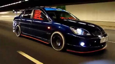 mitsubishi lancer glx modified fazli s mitsubishi lancer cs3 youtube