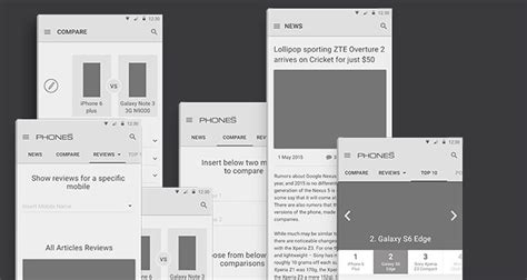 50 Free Wireframe Templates For Mobile Web And Ux Design Ios Wireframe Template