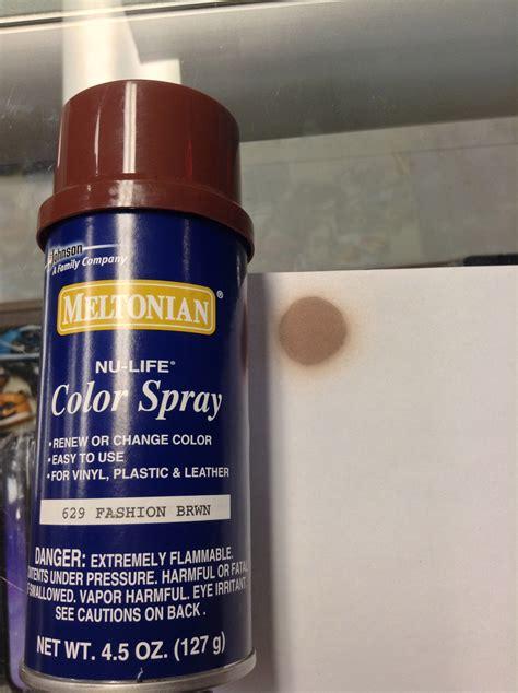 meltonian color spray meltonian nu color spray fashion brown 629 4 5 oz