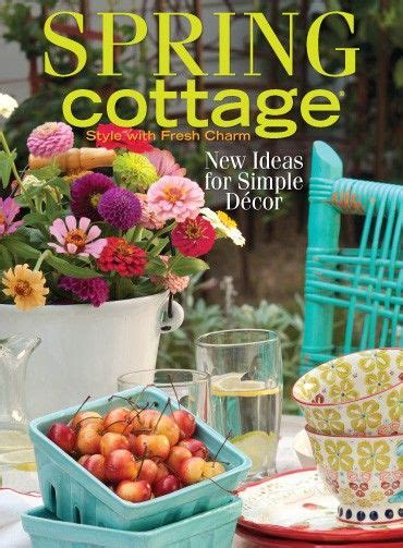 the cottage journal magazine 1000 images about the cottage journal covers on