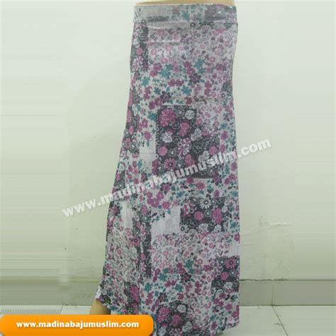 Baju Setelan Overall Wanita Trendi Babat Cantik rok koleksi 3 madina griya busana muslim busana