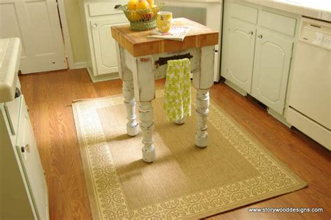 painted butchers block hometalk butcher block island painted with milk paint