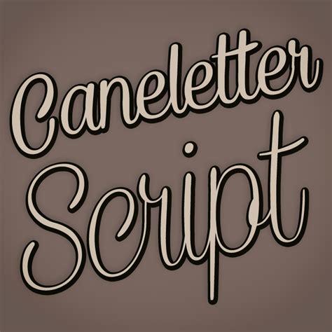dafont script font caneletter script font dafont com