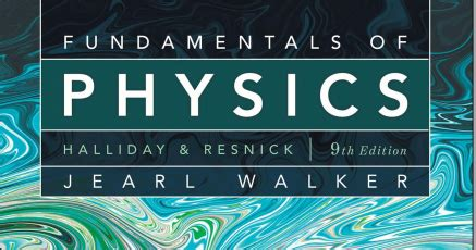 Download Fundamentals Of Physics Extended 9th Edition