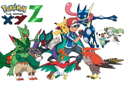 cinema 21 xyz pokemon xyz ash team predictions by bloopero deviantart