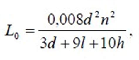 inductor wheeler formula air inductor equations