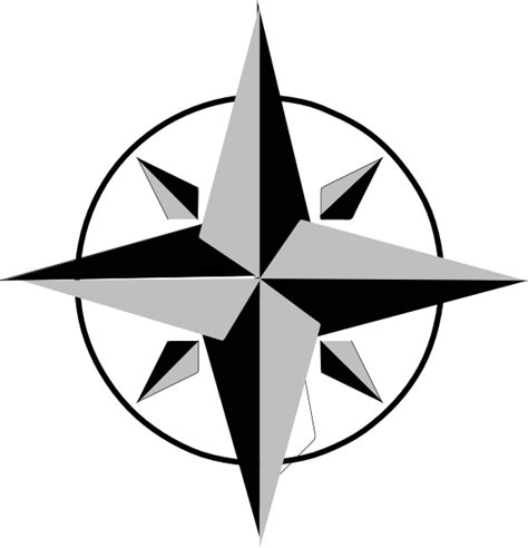 blank compass clipart best blank compass rose worksheet clipart best clipart best