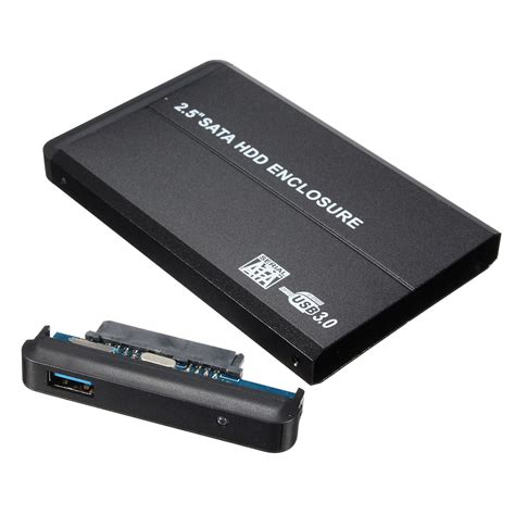 Hardisk Pc Sata usb 3 0 sata 2 5 quot disk drive external enclosure box for laptop pc b8r6 ebay