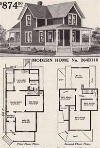 Farmhouse Style Floor Plans modern home 264b110 farmhouse style 1916 sears house plans