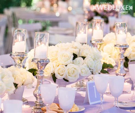 white roses centerpieces for weddings wedding reception centerpieces archives weddings