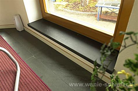 Fensterbank Braun by Wanie Raum Stein Deutschlandweit Schiefer Exklusiv