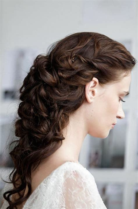 hairstyles cascading curls spring 2013 bridal hair styles your perfect day s