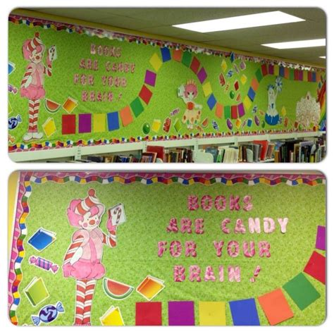Candyland Classroom Decorations by Best 25 Bulletin Boards Ideas On