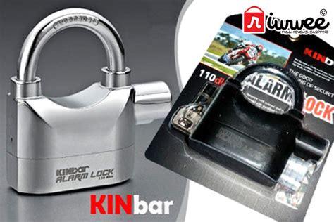 Kinbar Alarm Lock ร ว ว ก ญแจก นขโมย ร องเต อนหากโดนโจรกรรม kinbar alarm lock ราคาไม แพงอย างท ค ด riwwee ร ว ว