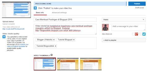 upload video di youtube tidak bisa diputar cara mengaktifkan akun youtube dan upload video