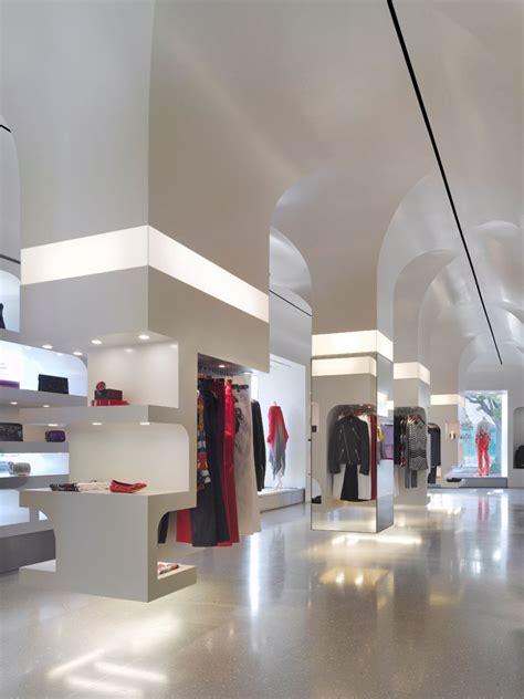 interior design store layout alexander mcqueen flagship store by pentagram los angeles