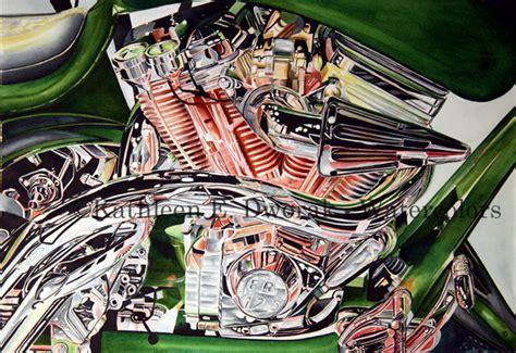 custom paint motorcycles custom motorcycles
